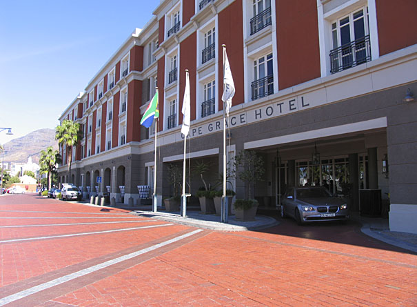 Cape Grace Hotel V&A Waterfront
