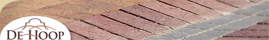 De Hoop Brickfields: Clay Face & Paver Brick Manufacturers